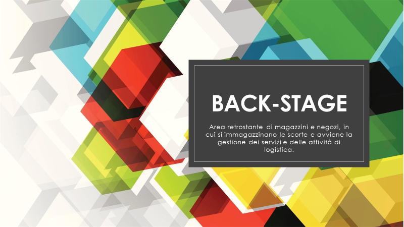 Back-stage