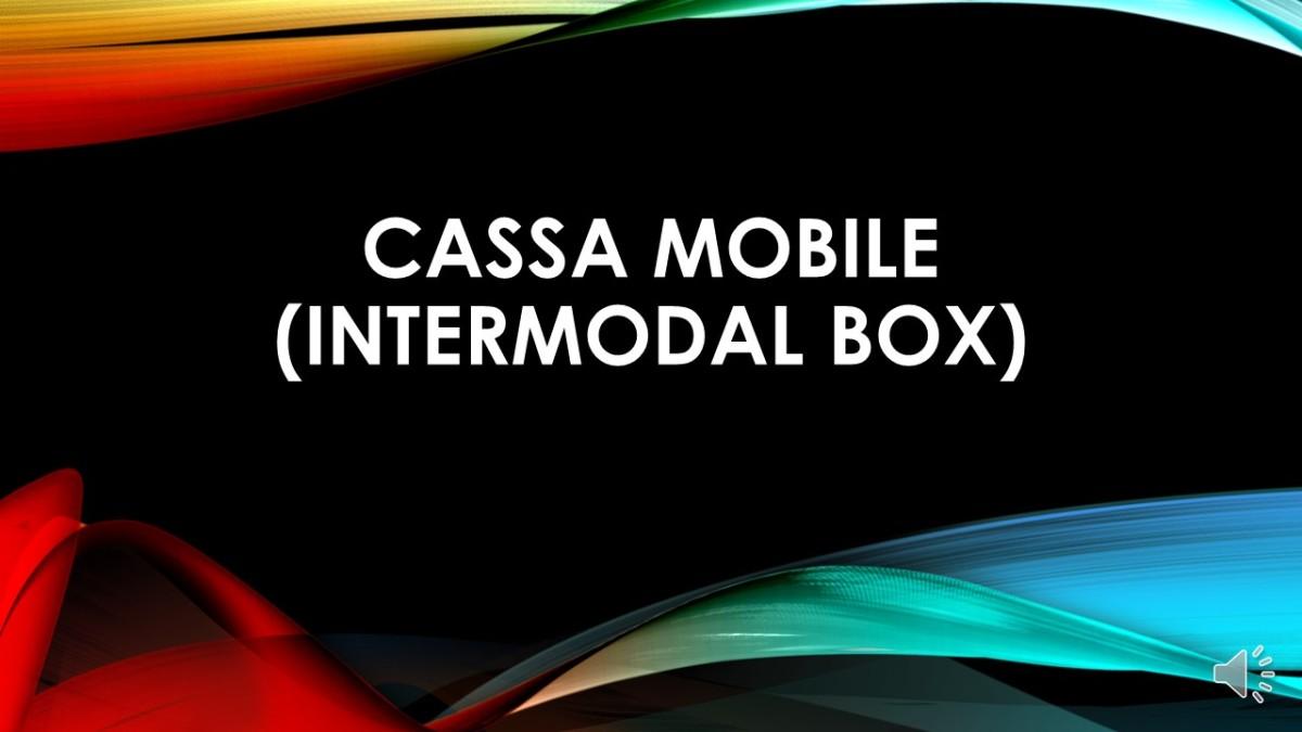 Quiz – Cos'è una cassa mobile (intermodalbox)?