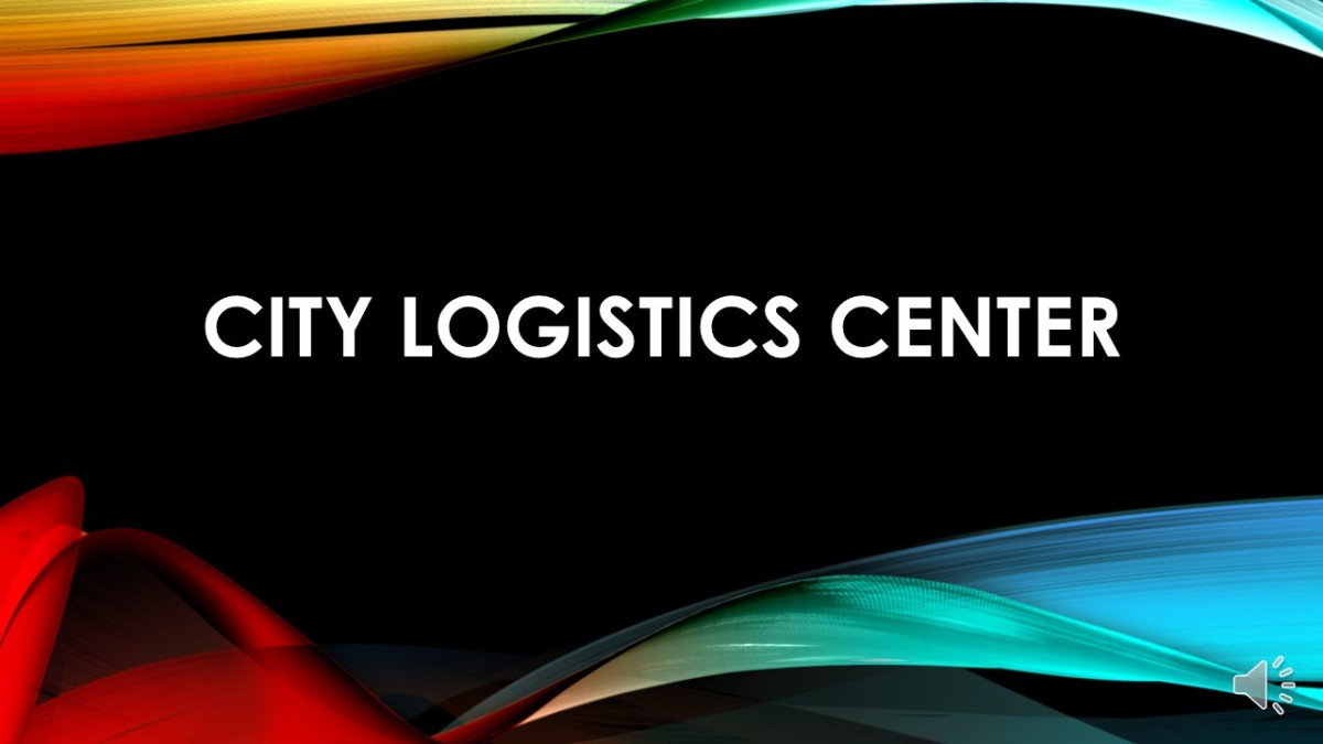 Quiz – Cos'è un City Logistics Center?