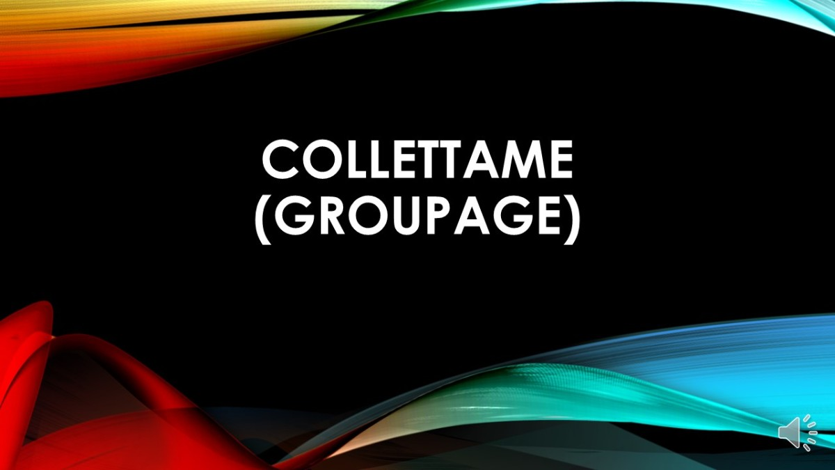 Quiz – Cos'è un Groupage?