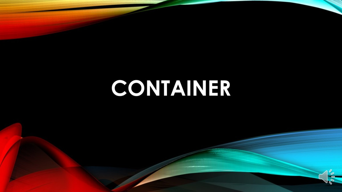 Quiz – Cos'è un container?