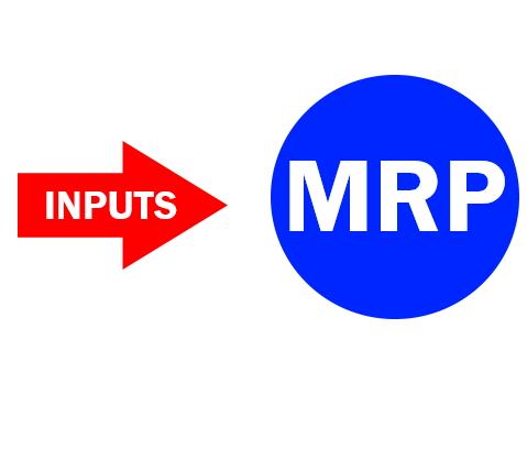 Inputs di unMRP