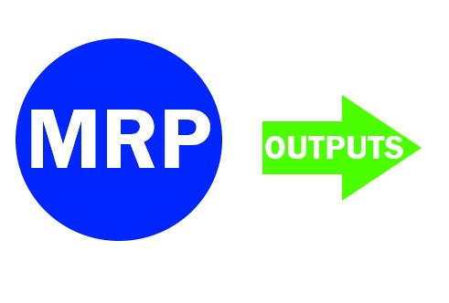 Outputs di unMRP