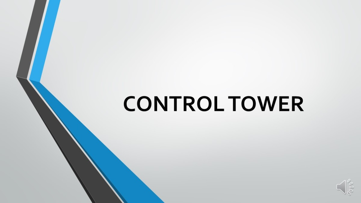 Quiz – Cos'è una Control Tower?
